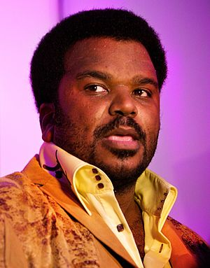 Craig Robinson (actor) - Robinson in February 2009