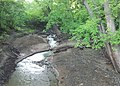 Creek Running Into The Mississippi River - Fridley, MN - panoramio.jpg