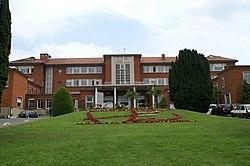 Hôpital intercommunal de Créteil