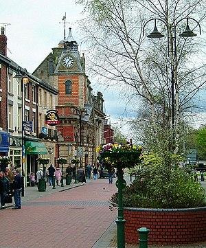 Crewe - Image: Crewe Market Hall