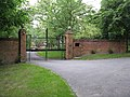 Crews Hill - entrance to Baston Hall - geograph.org.uk - 840287.jpg