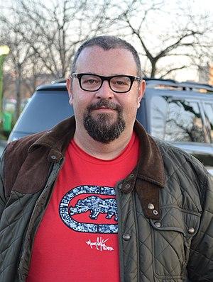 Cristian Popescu Piedone - Image: Cristian Popescu Piedone (martie 2012)