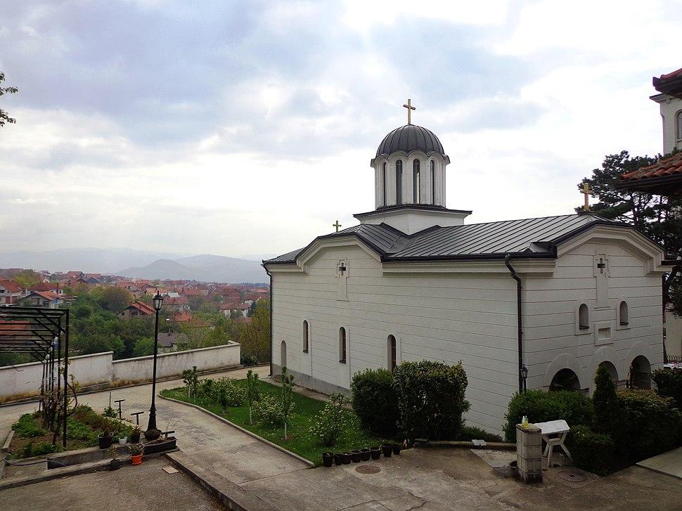 Crkva Sv. Nikole, Vranje1