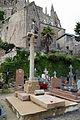 Croix de cimetière (Le Mont-Saint-Michel, Manche, France).jpg