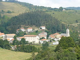 A general view of Cros-de-Géorand