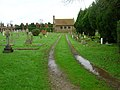 Crowborough Cemetery - geograph.org.uk - 316462.jpg