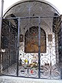 Crypt 53 (Petersfriedhof Salzburg) wrought iron gate by Khlain.jpg