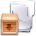 Crystal Clear filesystem folder tar.png