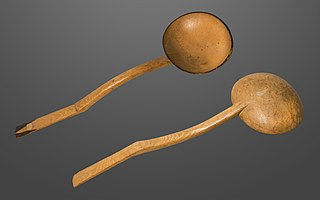 Spoon Small shallow bowl at the end of a handle