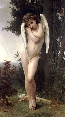 Cupido (1891), di William-Adolphe Bouguereau