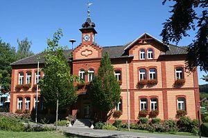 Dörfles-Esbach - Town hall