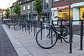 Dülmen, Königsplatz, Fahrradständer -- 2012 -- 3133.jpg