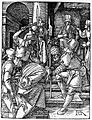 Dürer - Small Passion 12 - Christ Before Annas.jpg