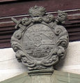 Coat of arms stone