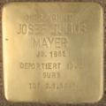 D-BW-RA-Rastatt - Stolperstein - MAYER, Josef Julius.png