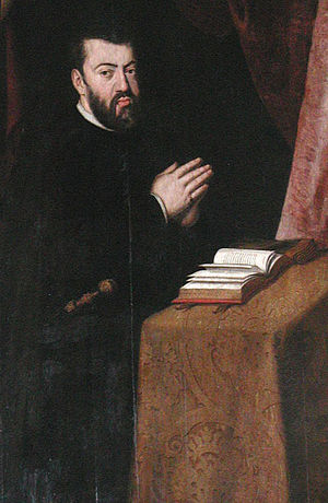John III of Portugal - Portrait of the King D. João III of Portugal; Cristóvão Lopes, 1552.