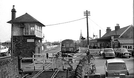Newport Railway, Scotland - Wikiwand