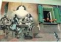 DOZZA, UN INTERNO...ESTERNO-Graffiti murali nel centro storico-Dozza Imolese (BO)-ID 037025305.jpg