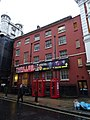 DR WILLIAM HUNTER - rear of Lyric Theatre Great Windmill Street Soho London W1V 7HA.jpg