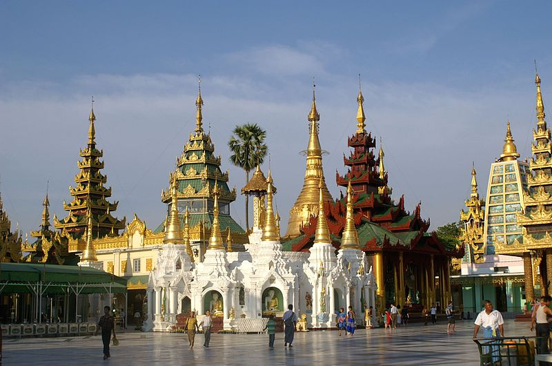 File:DSC014 Myanmar Yangon Paya Shwédagon Pagoda Tazaung Pavillon (7181922960).jpg