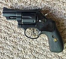 Smith & Wesson Model 19 - Wikipedia