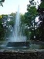 DUSZNIKI-ZDRÓJ. Fontanna w Parku Zdrojowym-Fountain - panoramio.jpg
