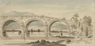Bridge at Builth