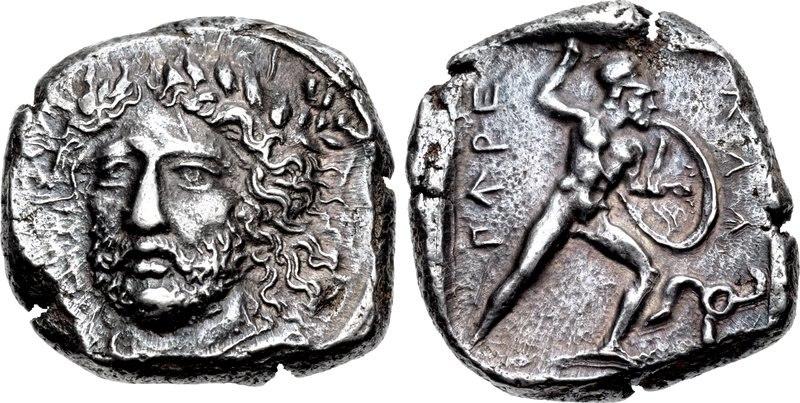 DYNASTS of LYCIA. Perikles. Circa 380-360 BC