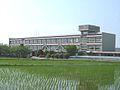 Daisen town Daisen junior high school.JPG