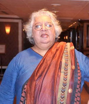 Daisy Irani (actress) - Irani at the 2012 audio release of Shirin Farhad Ki Toh Nikal Padi