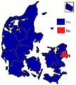 Danish Maastricht Treaty referendum results by county, 1993.png