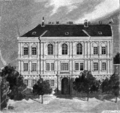 Das Obergymnasium in Esseg 1902 Béla Csikos.png
