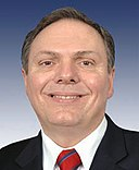 Dave Davis, official 110th Congress photo.jpg