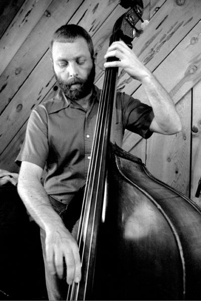 Picture of a band or musician: Dave Holland