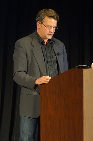 David Fitzgerald (author) - Fitzgerald at Sexy Secular, in October 2014.