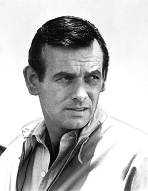 The Fugitive (TV series) - David Janssen as The Fugitive