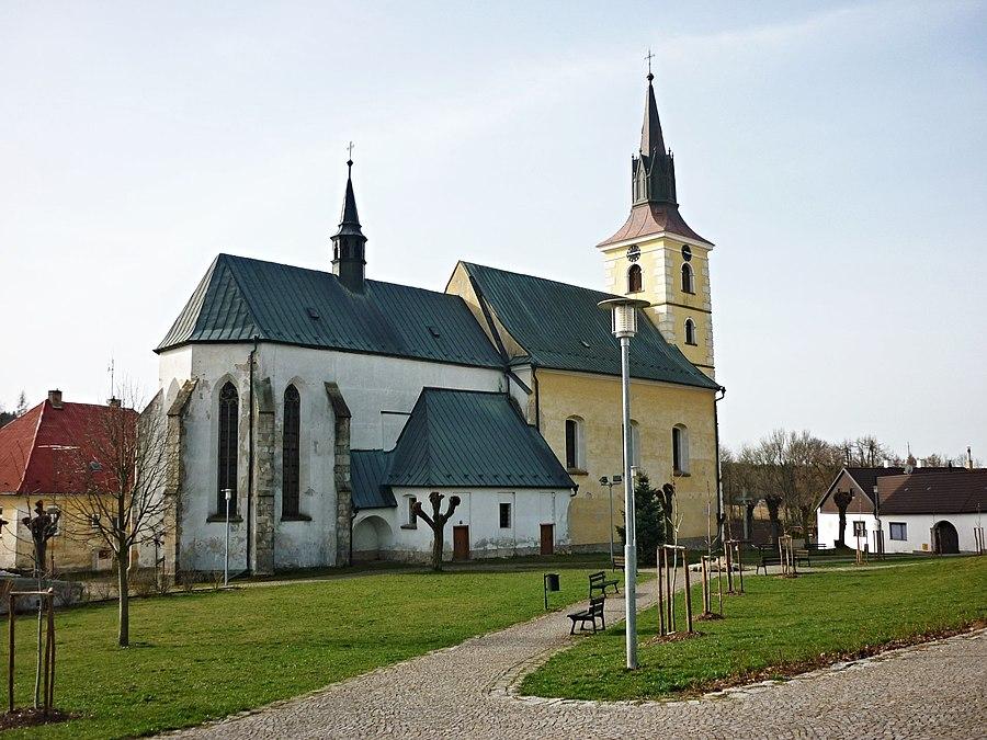 Deštná (Jindřichův Hradec District)
