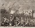 De stadt Maastricht, door den prins van Parma (Alexander Farnese) met storm verovert, den 29 july des jaars 1579 (Jan Luyken, 1679).jpg