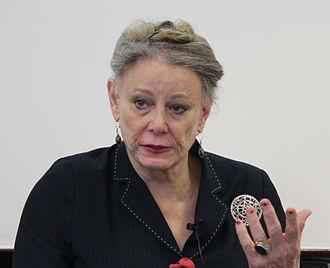 Deirdre McCloskey - McCloskey in November 2014