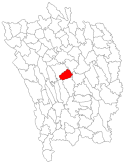 Location of Deleni