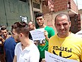 Demonstrations and protests for the freedom of Salim Yezza in Inoughissen 6.jpg