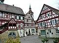 Der Marktplatz in Steinheim an der Murr - panoramio.jpg