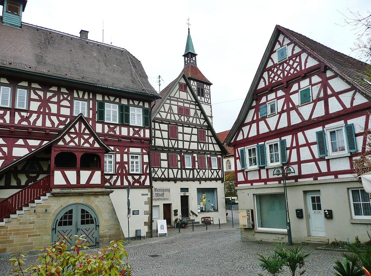 Girl aus Steinheim an der Murr