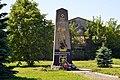 Derno Kivertsivskyi Volynska-monument to the countryman.jpg
