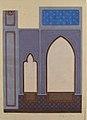 Design for wall decoration in the house of Baron Malet in Jouy-en-Josas (Seine et Gise) MET 67.827.167.jpg
