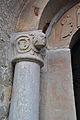Detalj av kyrkoportal, Havdhem kyrka, Gotland.jpg