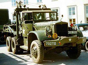 Diamond T - Diamond T 969A Wrecker 1943