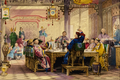Dinner Party at a Mandarin's House - Thomas Allom.png