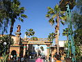 Disney's California Adventure Hollywood Pictures Entrace.JPG