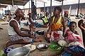 Displaced people in Bangula evacuation camp.jpg